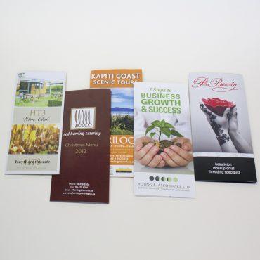 Brochures DL 5
