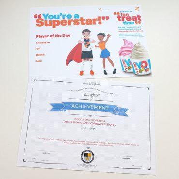 Certificates A5