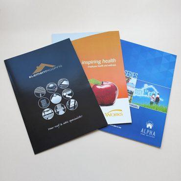 Presentation Folder - Full colour