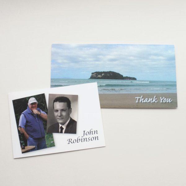 Breavement Cards - Landscape