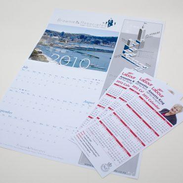 Wall Calendars - A3 & DL