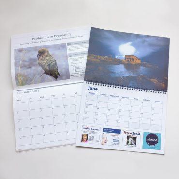 Wall Calendars - A3