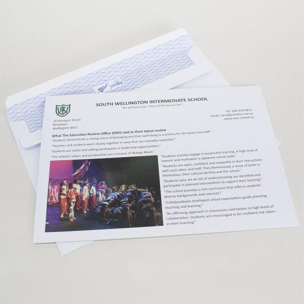 Envelopes - C5 Full colour