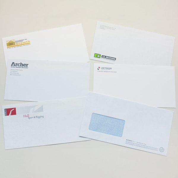 Envelopes - Various DLE