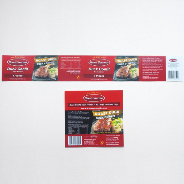 Labels - Large Packaging